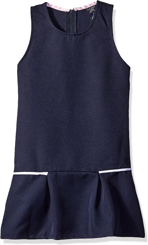 U.S. Polo Assn. Girls' School Uniform Dress or Jumper: Clothing