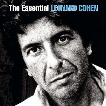 leonard cohen albums