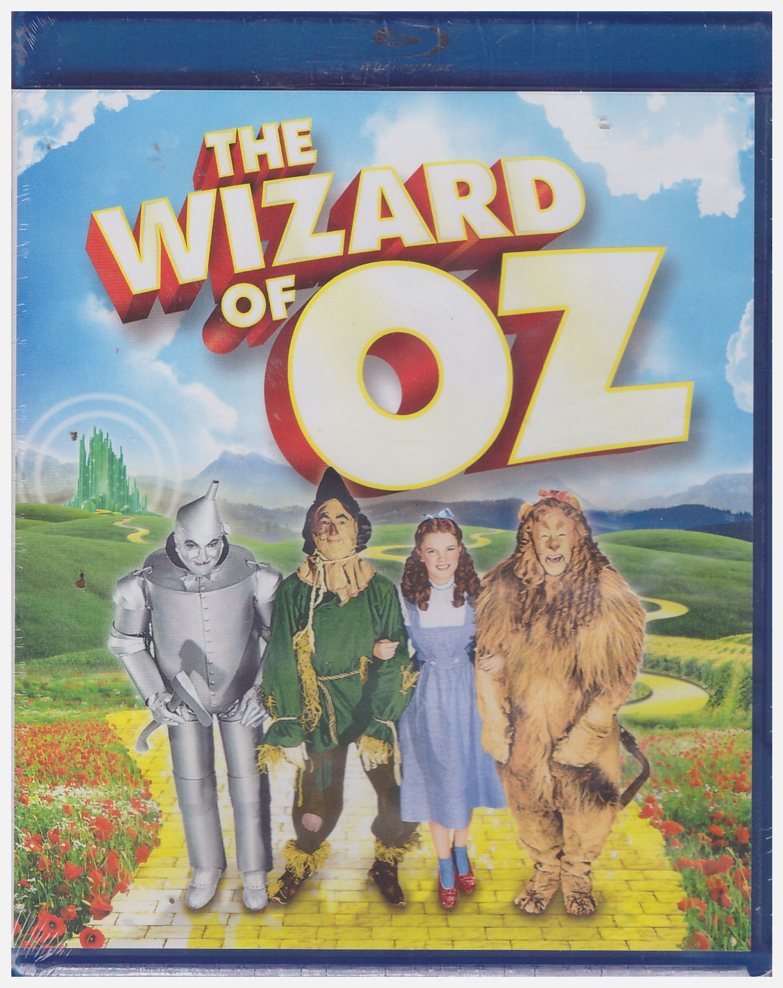 Blu-ray : Wizard Of Oz: 75th Anniversary (Blu-ray)