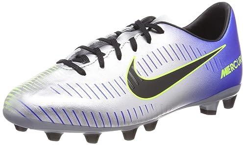 half off 26405 a8ae5 Nike Jr Mercurial Vctry 6 NJR Agpro, Zapatillas de Deporte Unisex Niños:  Amazon.es: Zapatos y complementos