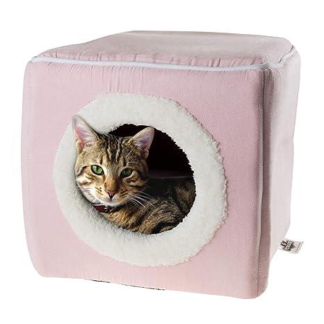 Amazon.com: MISC - Cama para gatos (túnel cerrado, cama ...