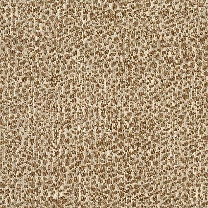 Tan Cream Drapery Upholstery Fabric High-End Heavy Wt Chenille Tiger Print