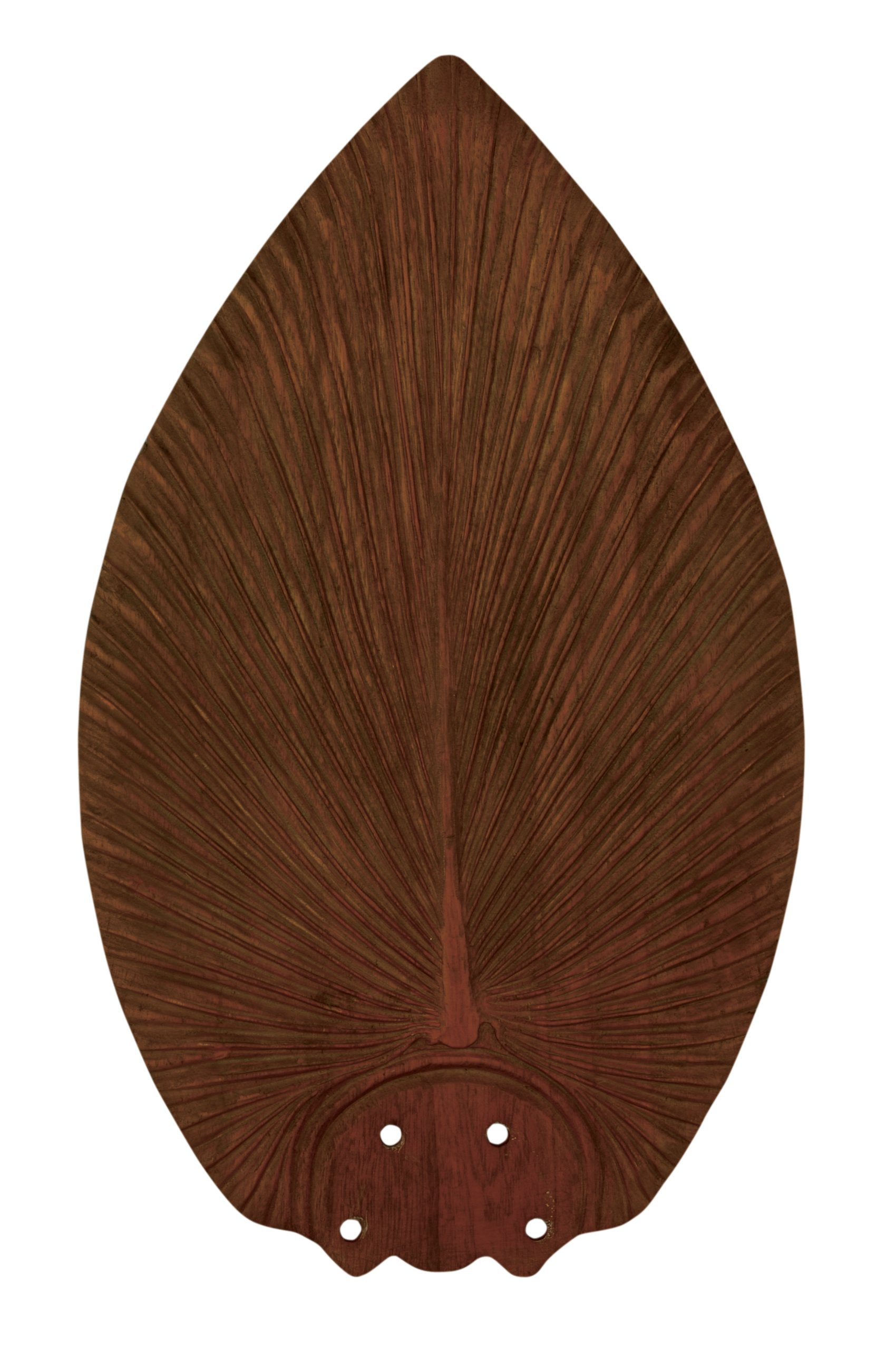 Emerson Ceiling Fans TB540DM Tommy Bahama Blades Ceiling Fan Blades, Dark Mahogany, Indoor by Tommy Bahama