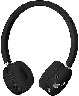 Avenzo AV618NG - Auricular Bluetooth, Color Negro