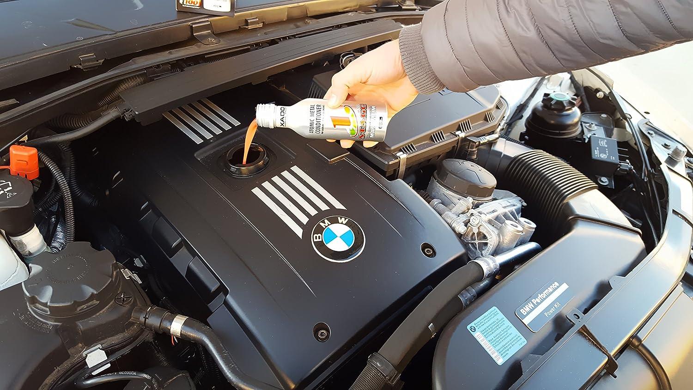 XADO Aditivo para aceite de motor - Protección para el motor - para la reparación y contra el desgaste - acondicionador de metal atómico - Maximum ...