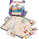 TaliCor Herd Your Horses Board Game
