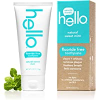 Hello Products - Fluoride And Sls Free Toothpaste Sweet Mint 4.2 Oz. 160095