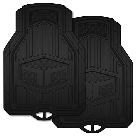 Truck Floor Mats >> Amazon Com Custom Accessories 79900 Truck Floor Mat Black 2 Piece