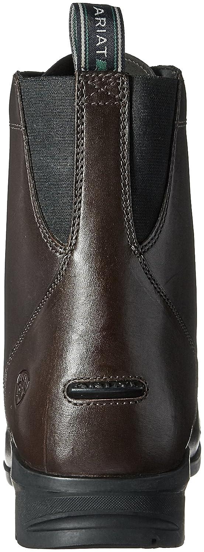 Ariat Women's Heritage IV English Paddock Boot B01L91PJI6 5.5 B(M) US|Light Brown