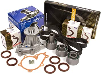 Timing Belt Kit Fit Nissan 300ZX Turbo 3.0 VG30DE VG30DETT
