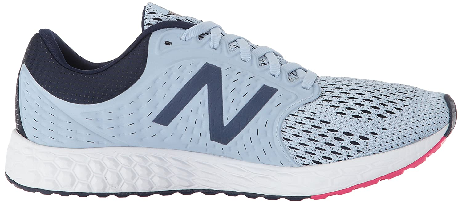 New Balance Women's Running Zante V4 Fresh Foam Running Women's Shoe B075R7D6QN 12 W US|White/Navy 6c368e