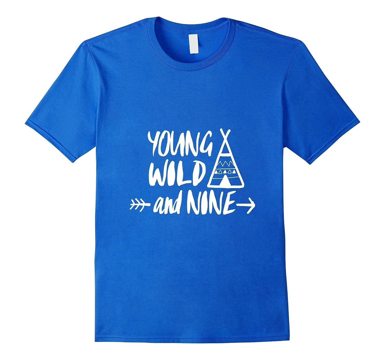 Funny 9th Birthday Shirt Kid T Gifts For Boys Girls PL
