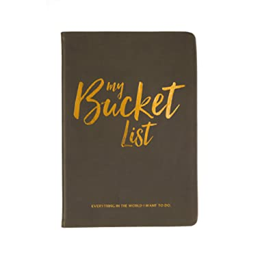 Eccolo Guided Bucket List Journal, 6x8