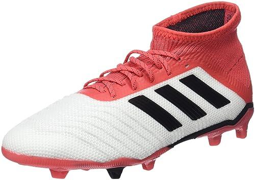 adidas Predator 18.1 FG J, Botas de fútbol Unisex para Niños: Amazon.es: Zapatos y complementos