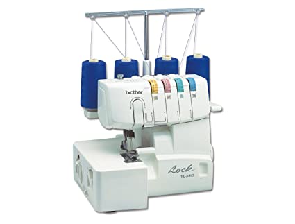 Amazon Brother 400D 40040 Thread Serger With Differential Feed Interesting Sewing Machine Repair Norman Ok