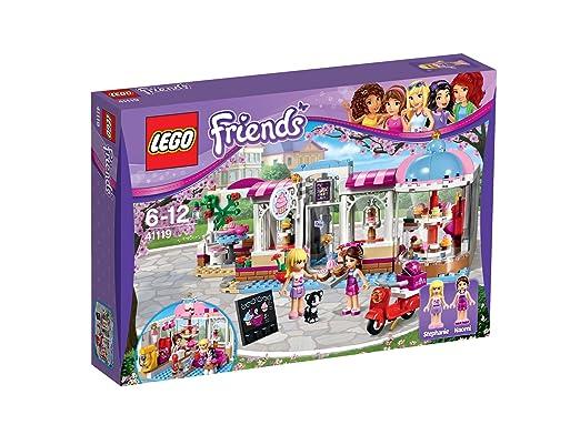 245 opinioni per LEGO 41119- Friends Il Cupcake Caffè di Heartlake