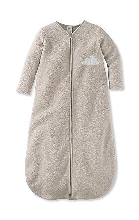 gehobene Qualität unverwechselbarer Stil große Auswahl an Farben und Designs hessnatur Baby Mädchen und Jungen Unisex Fleece Schlafsack aus Reiner  Bio-Baumwolle