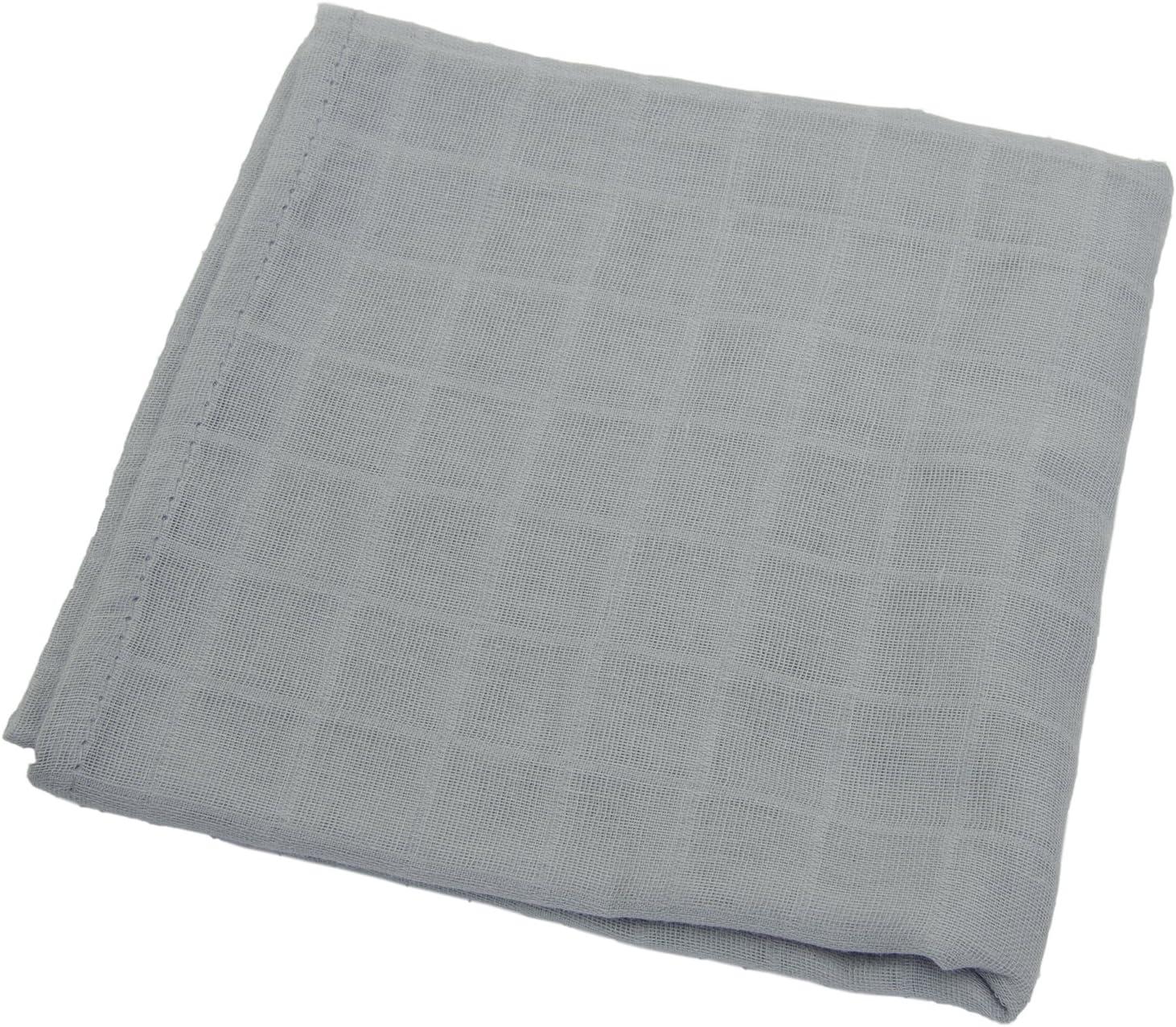 couverture pour b/éb/é Swaddle stratifi/ées grand format 68 x 68 cm Sensio b/éb/é: Lot de 3 x doux 100/% coton Premium en mousseline b/éb/é Swaddle couvertures unisexe Mousseline