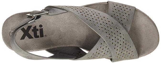 Xti Amazon 48862 shoes Beige Plateau Nm8nv0wO