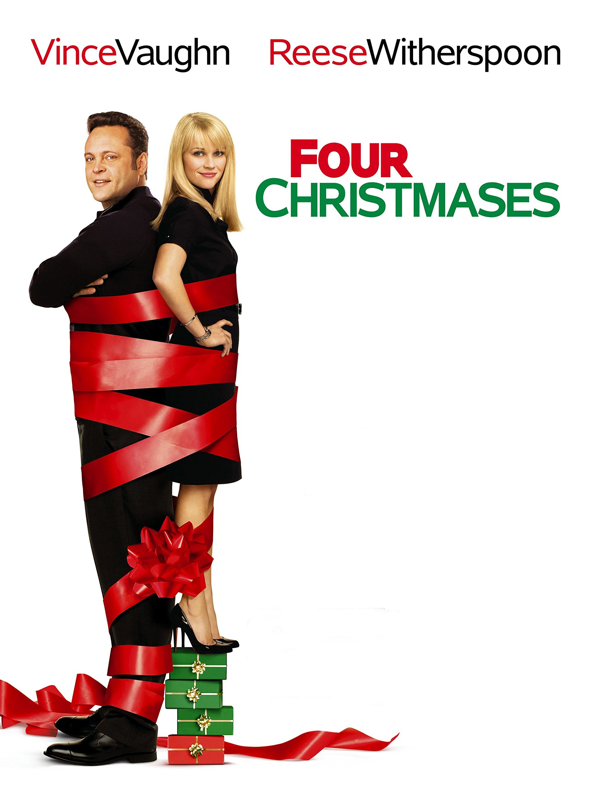 Amazon.com: Four Christmases: Vince Vaughn, Reese Witherspoon ...
