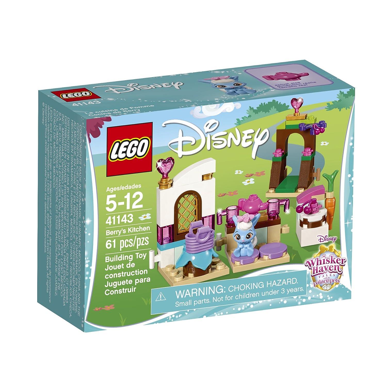 Amazon com lego disney princess berrys kitchen 41143 building kit toys games