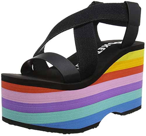 6ae4b9813cff Rocket Dog Women s Bayer Platform Sandals  Amazon.co.uk  Shoes   Bags
