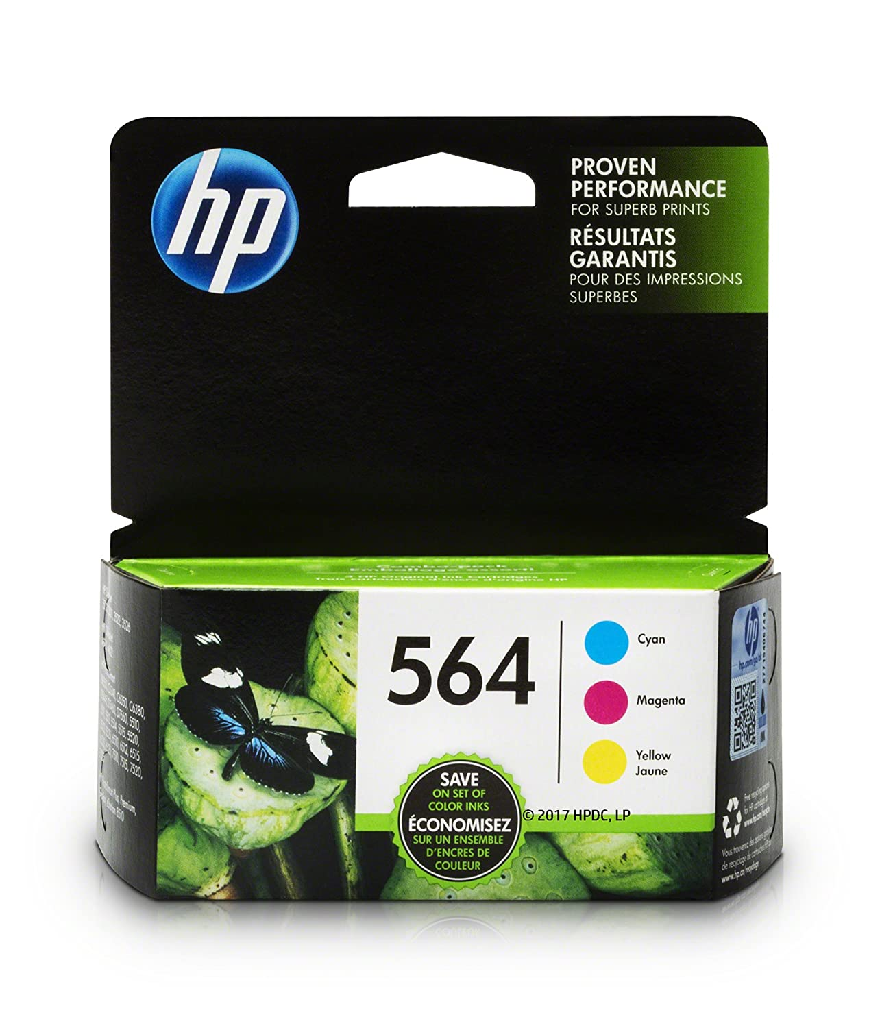 Magenta plus white how many tints can you create of the color magenta - Amazon Com Hp 564 Cyan Magenta Yellow Original Ink Cartridges 3 Cartridges N9h57fn Office Products