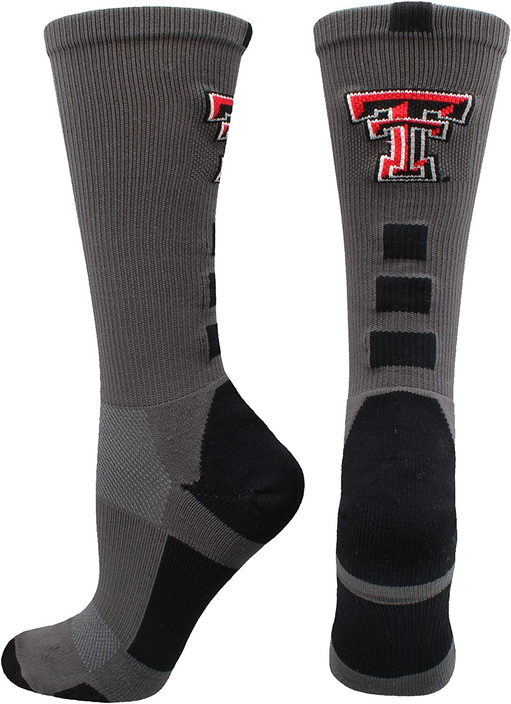 Texas Tech Red Raiders Socks Baseline Crew