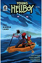 Young Hellboy #1 Kindle Edition