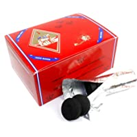 Three Kings 40mm Quick Lighting Charcoal for Hookah Shisha (Quantity 100 Briquets)