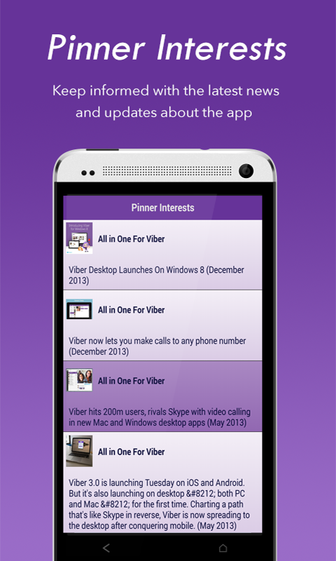 Amazon com: All in One For Viber: Appstore for Android