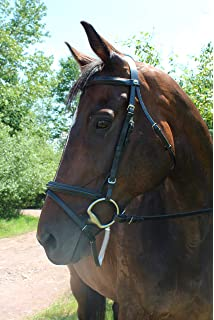 Henri de Rivel Flash Noseband with Converter