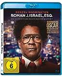 Roman J. Israel, ESQ - Die Wahrheit und nichts als die Wahrheit [Blu-ray]
