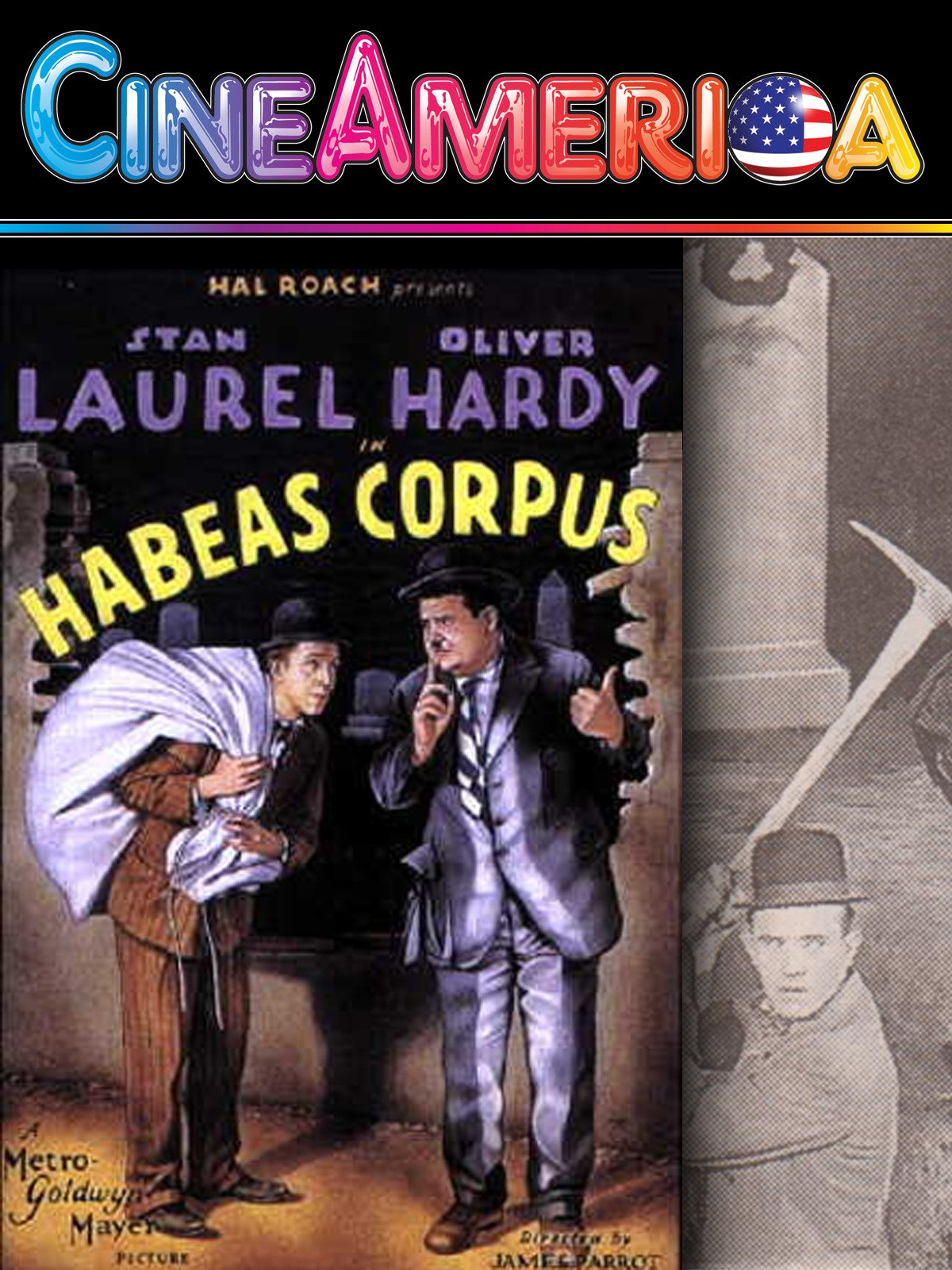 Laurel and Hardy Habeas Corpus on Amazon Prime Video UK