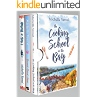 Michelle Vernal Box Set - The Cooking School on the Bay, Second Hand Jane and Staying at Eleni's