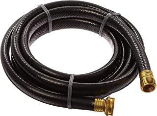 product image for Suncast Outdoor Garden Hose Extension 10 Feet-for Industrial or Domestic, Use in Your Yard, Black