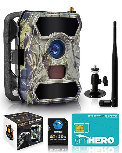 CREATIVE XP 3G Cellular Trail Cameras