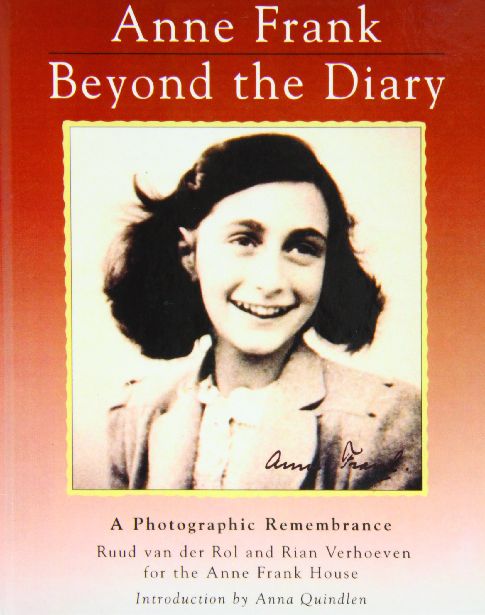 Download Anne Frank: Beyond the Diary : a Photographic Remembrance pdf epub