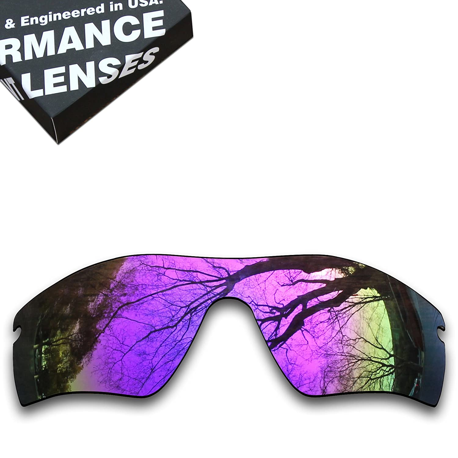636e0fa91eb ToughAsNails Polarized Lens Replacement for Oakley Radar Path Sunglass -  More Options RADARPATH-2D08