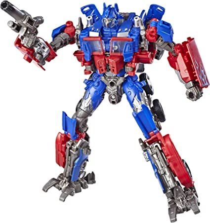 Transformers Studio Series SS-44 Leader Optimus Prime DOTM Action Figure NEW