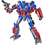 "TRANSFORMERS - 6.5"" Optimus Prime Action Figure - Generations - Studio Series Voyager Class - Takara Tomy - Kids Toys - Ages 8+"