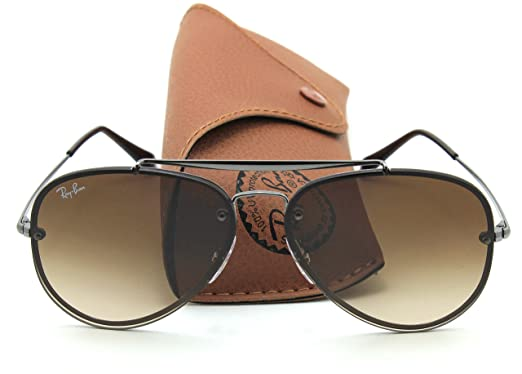 39fc3e566d ... czech ray ban rb3584n blaze aviator gradient sunglasses 004 13 58mm  8ccc0 c3d2f