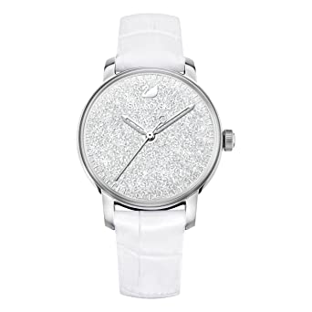 Swarovski Reloj Crystalline Hours, blanco