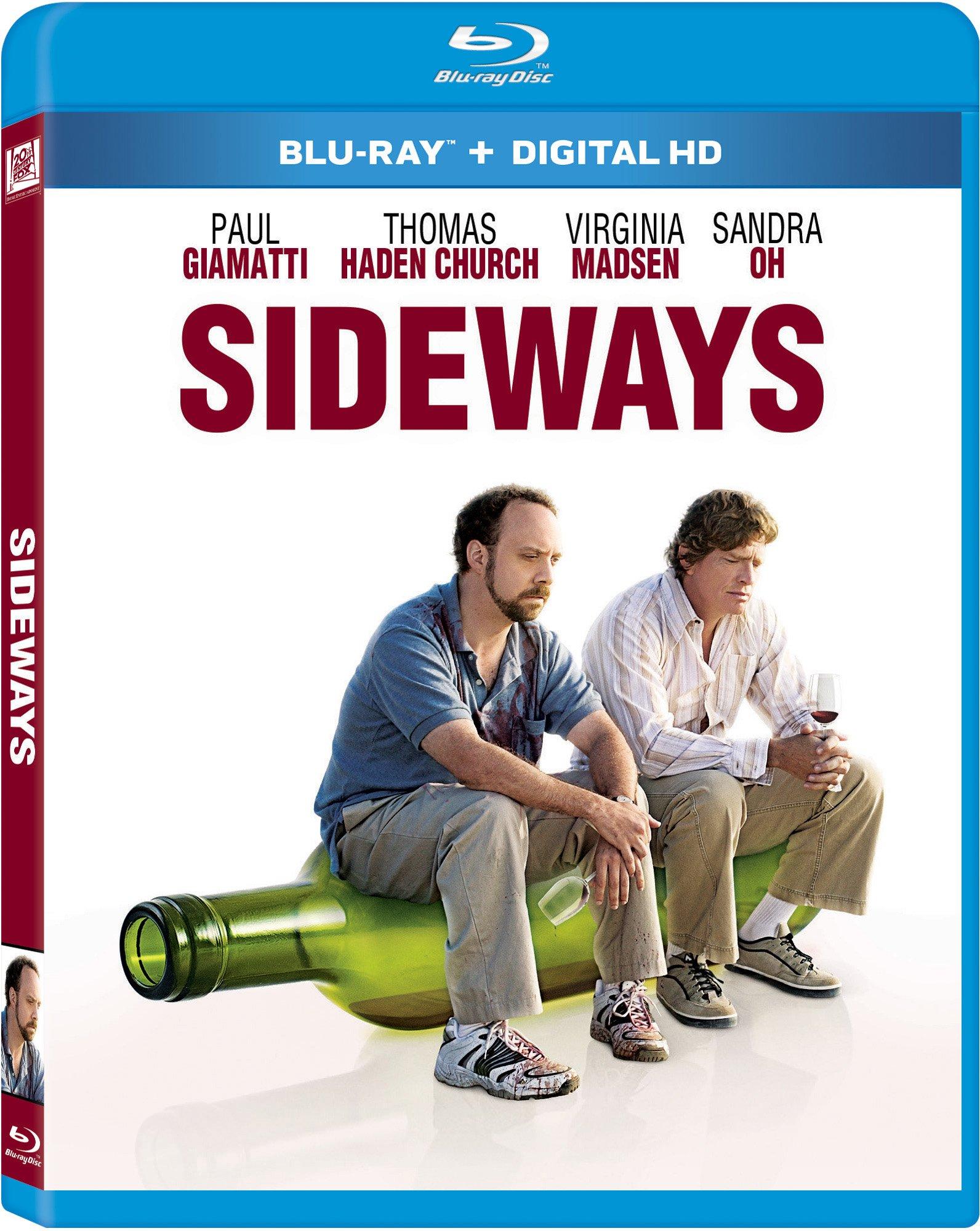 Blu-ray : Sideways 10th Anniversary Edition (Anniversary Edition, , Widescreen, AC-3, Digital Theater System)