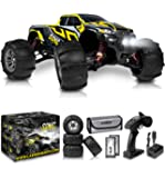 1:16 Brushless Large RC Cars 55+ kmh Speed - Kids and Adults Remote Control Car 4x4 Off Road Monster Truck Electric…