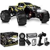 1:16 Brushless Large RC Cars 55+ kmh Speed - Kids and Adults Remote Control Car 4x4 Off Road Monster Truck Electric - All Ter