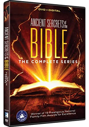 Ancient Secrets of the Bible - The Complete Series - DVD + Digital