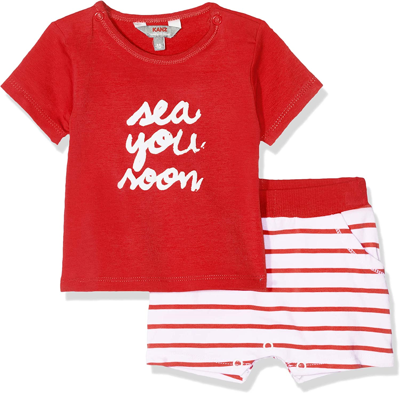 Kanz Unisex Baby Bekleidungsset