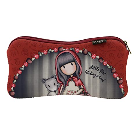 Funda Portatodo de Neopreno Gorjuss - Little Red Riding Hood