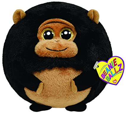 682baf7be22 Image Unavailable. Image not available for. Color  Ty Beanie Ballz Tank  Gorilla 8 quot  Plush